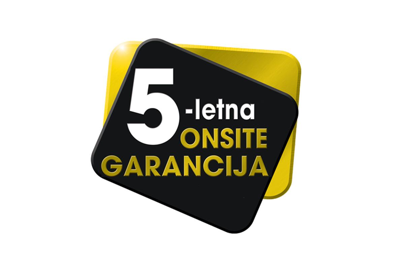 Ikona Brother 5 let garancije-Slovenija