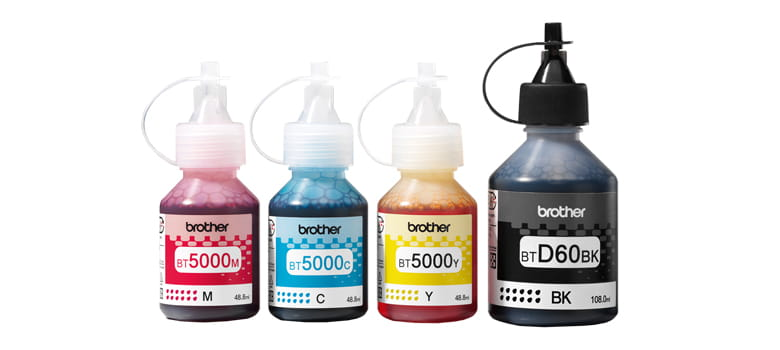 Štiri plastenke črnila InkBenefit Plus