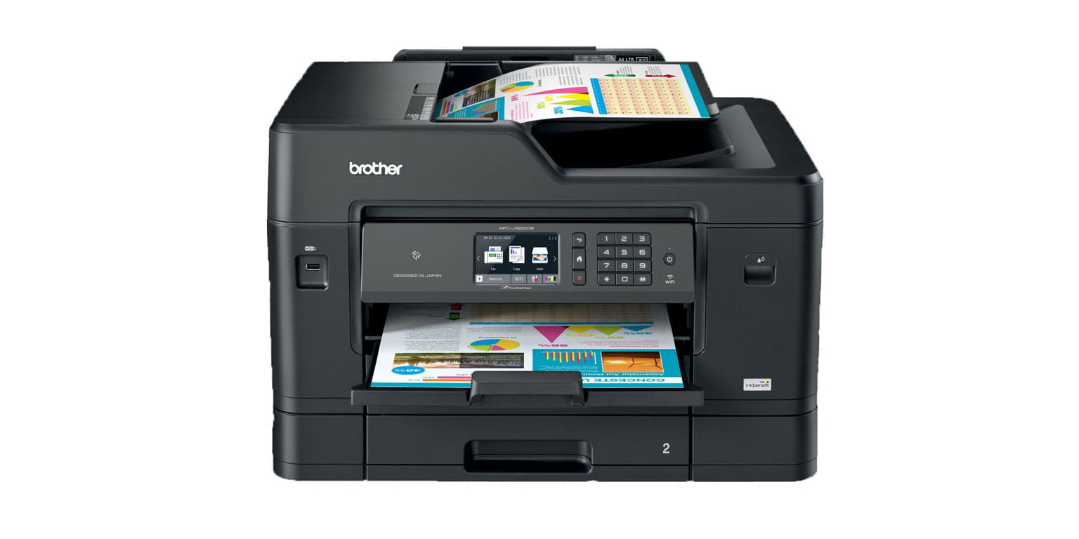Brother-MFC-J3930DW-A3-front