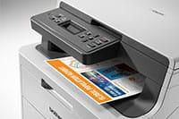 DCP-L3510CDW barvni tiskalnik z barvnim izpisom