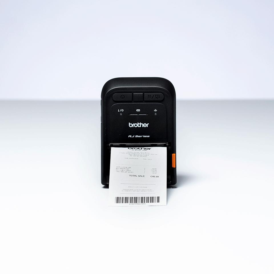 Brother RJ-2055WB mobilni tiskalnik računov 5