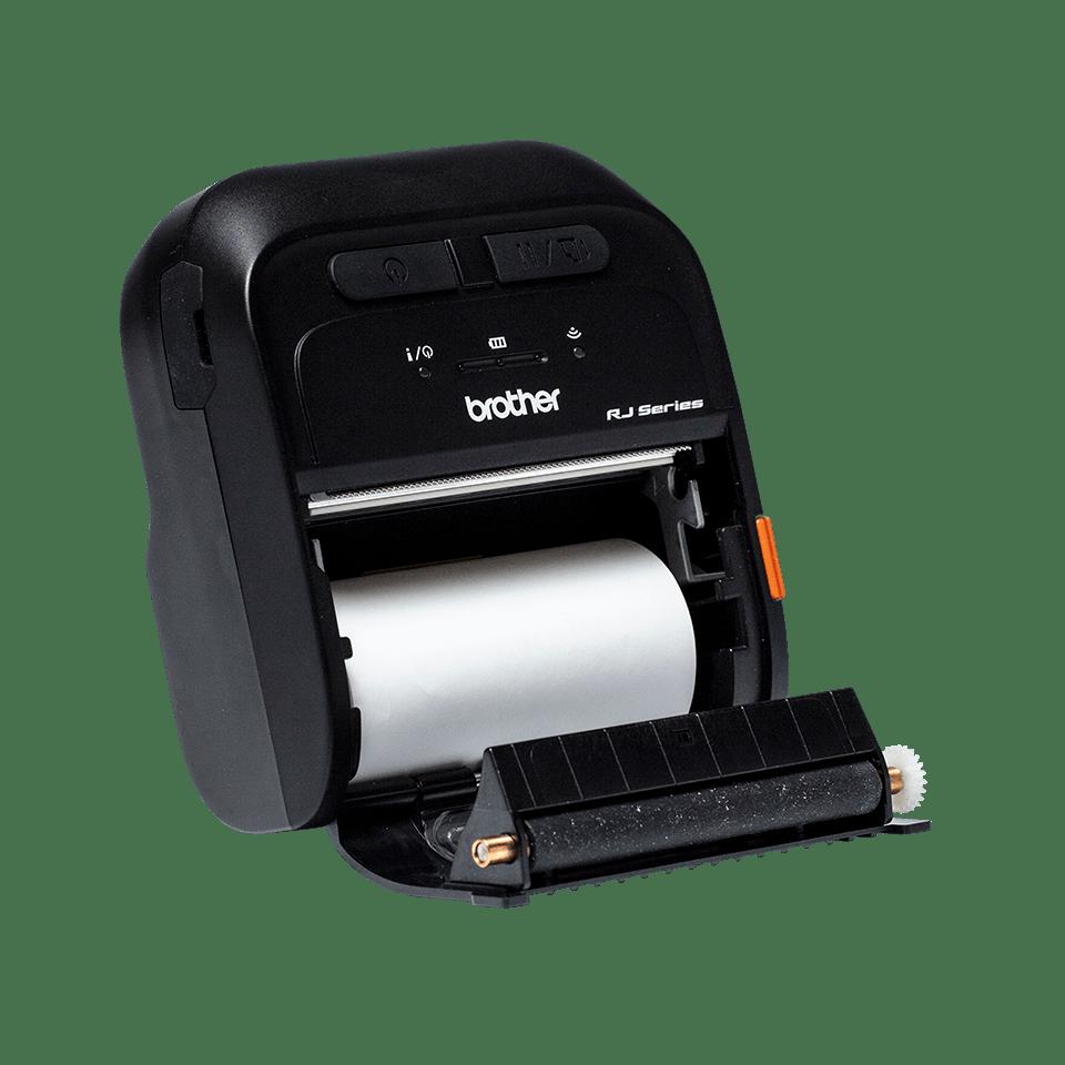 Brother RJ-3055WB mobilni tiskalnik nalepk in računov 4