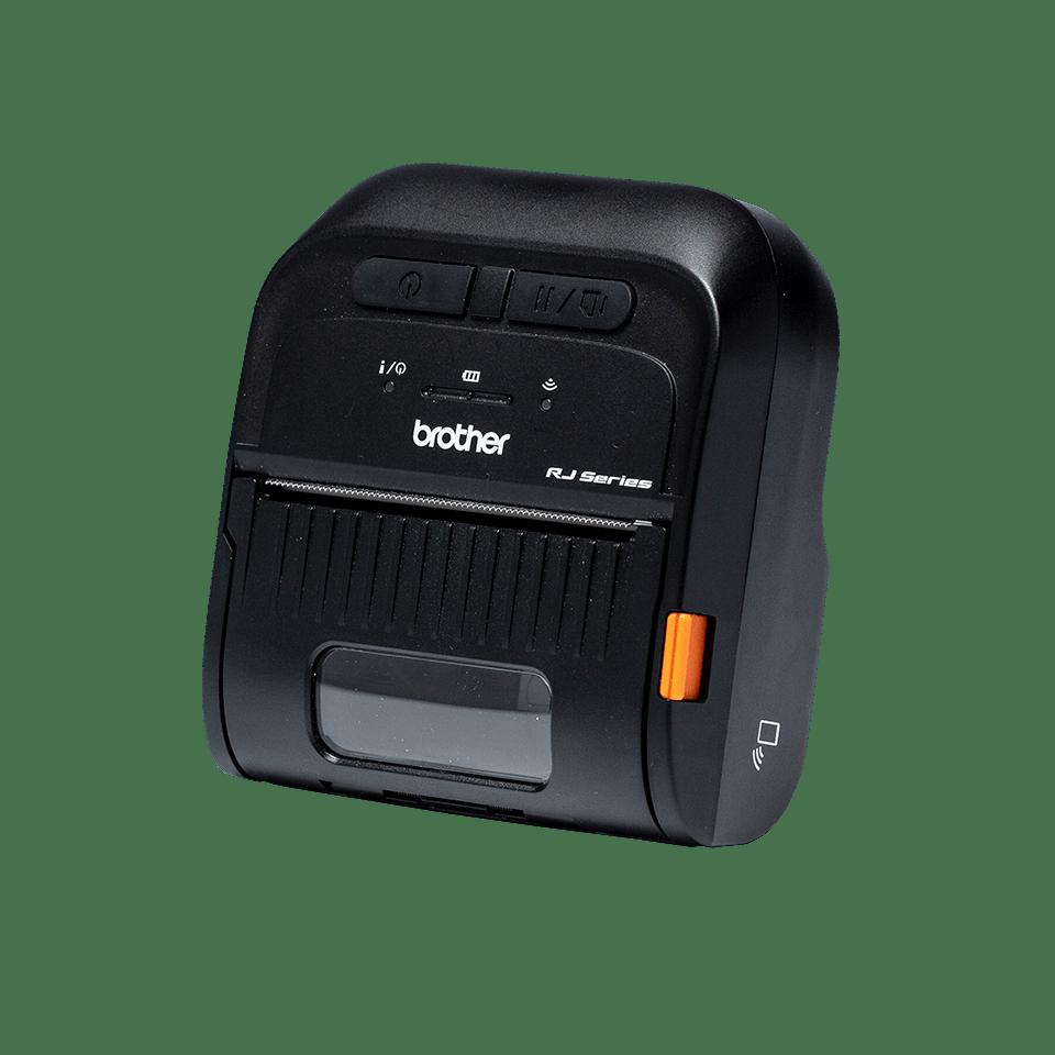 Brother RJ-3055WB mobilni tiskalnik nalepk in računov 3