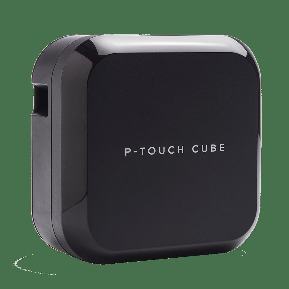P-touch CUBE Plus tiskalnik nalepk z Bluetooth povezljivostjo