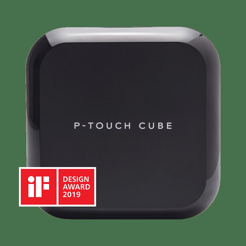 P-touch CUBE Plus tiskalnik nalepk z Bluetooth povezljivostjo 2