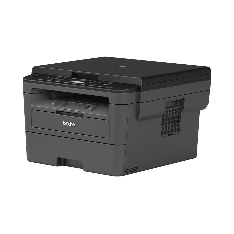 DCP-L2512D kompaktna črno-belo laserska večfunkcijska naprava 3-v-1