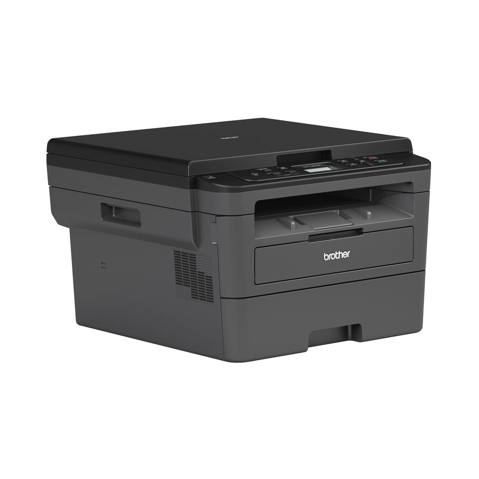 DCP-L2512D kompaktna črno-belo laserska večfunkcijska naprava 3-v-1 3