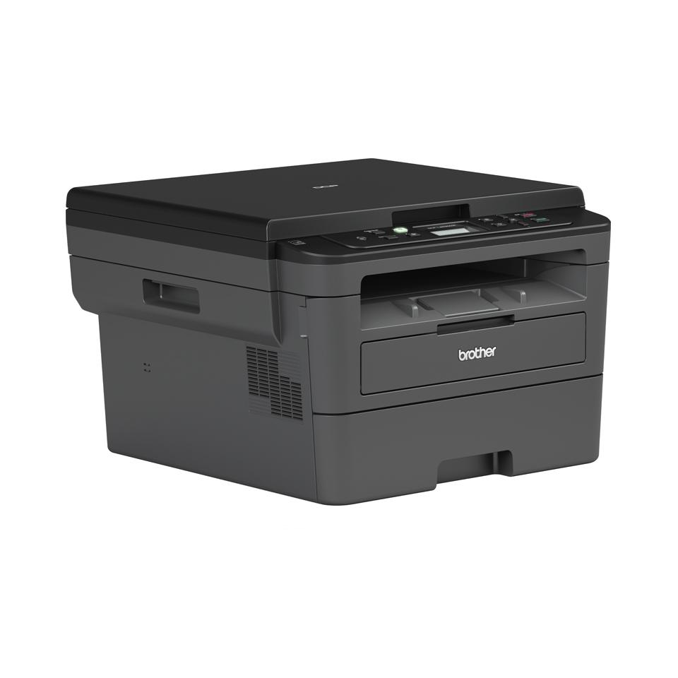 DCP-L2532DW kompaktna brezžična črno-bela laserska večfunkcijska naprava 3-v-1 3
