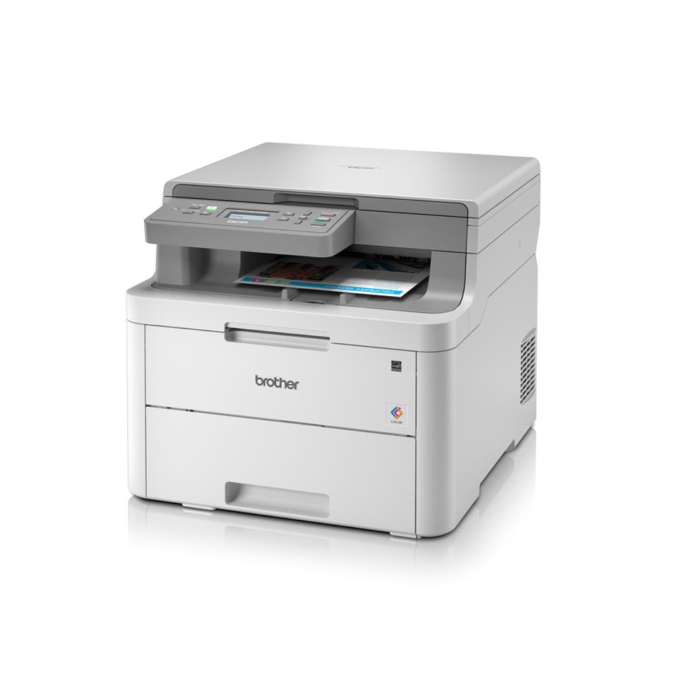 DCP-L3510CDW brezžična barvna laserska večfunkcijska naprava 3-v-1 2