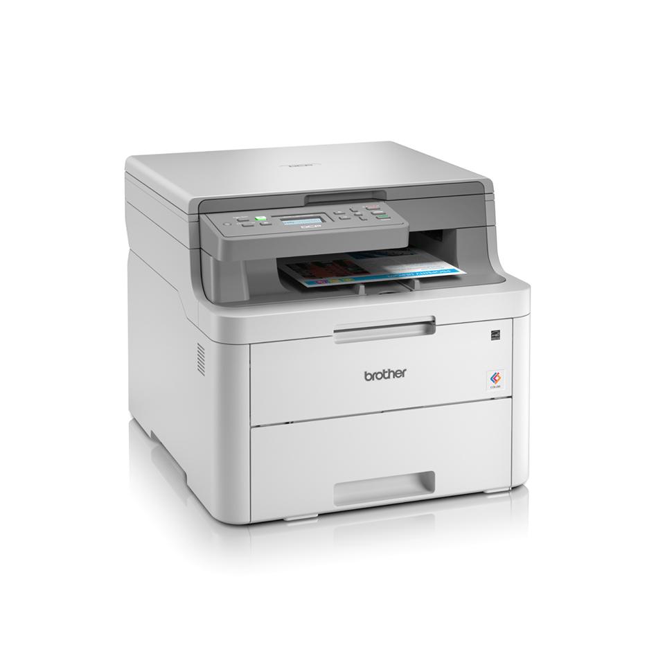 DCP-L3510CDW brezžična barvna laserska večfunkcijska naprava 3-v-1 3