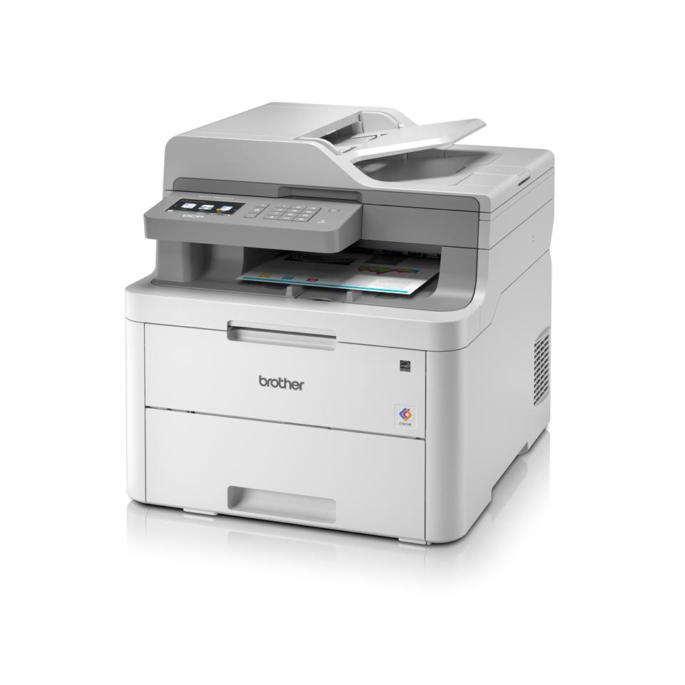 DCP-L3550CDW  brezžična barvna laserska večfunkcijska naprava 3-v-1 2