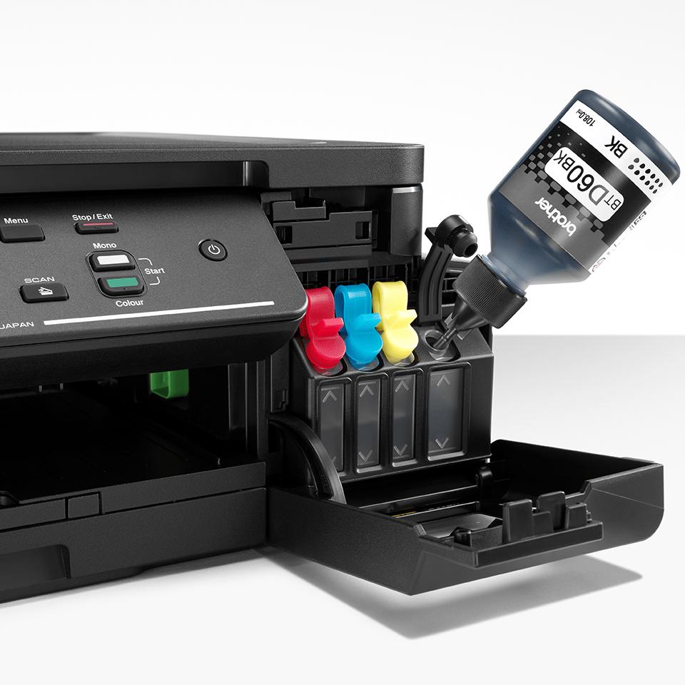 DCP-T310 InkBenefit Plus 3-v-1 barvna brizgalna večfunkcijska naprava Brother 5