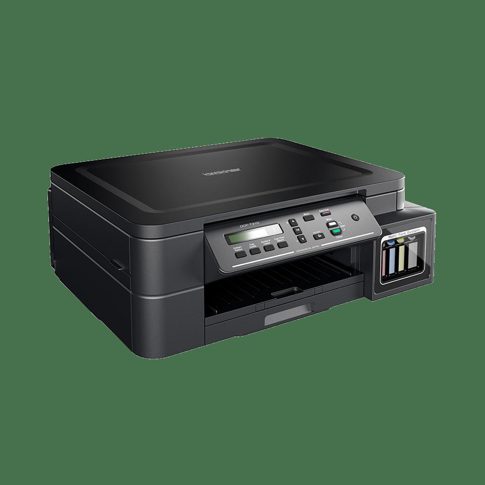 DCP-T310 InkBenefit Plus 3-v-1 barvna brizgalna večfunkcijska naprava Brother