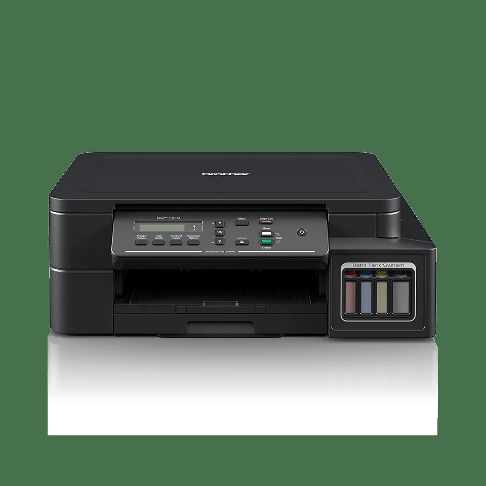 DCP-T310 InkBenefit Plus 3-v-1 barvna brizgalna večfunkcijska naprava Brother 7