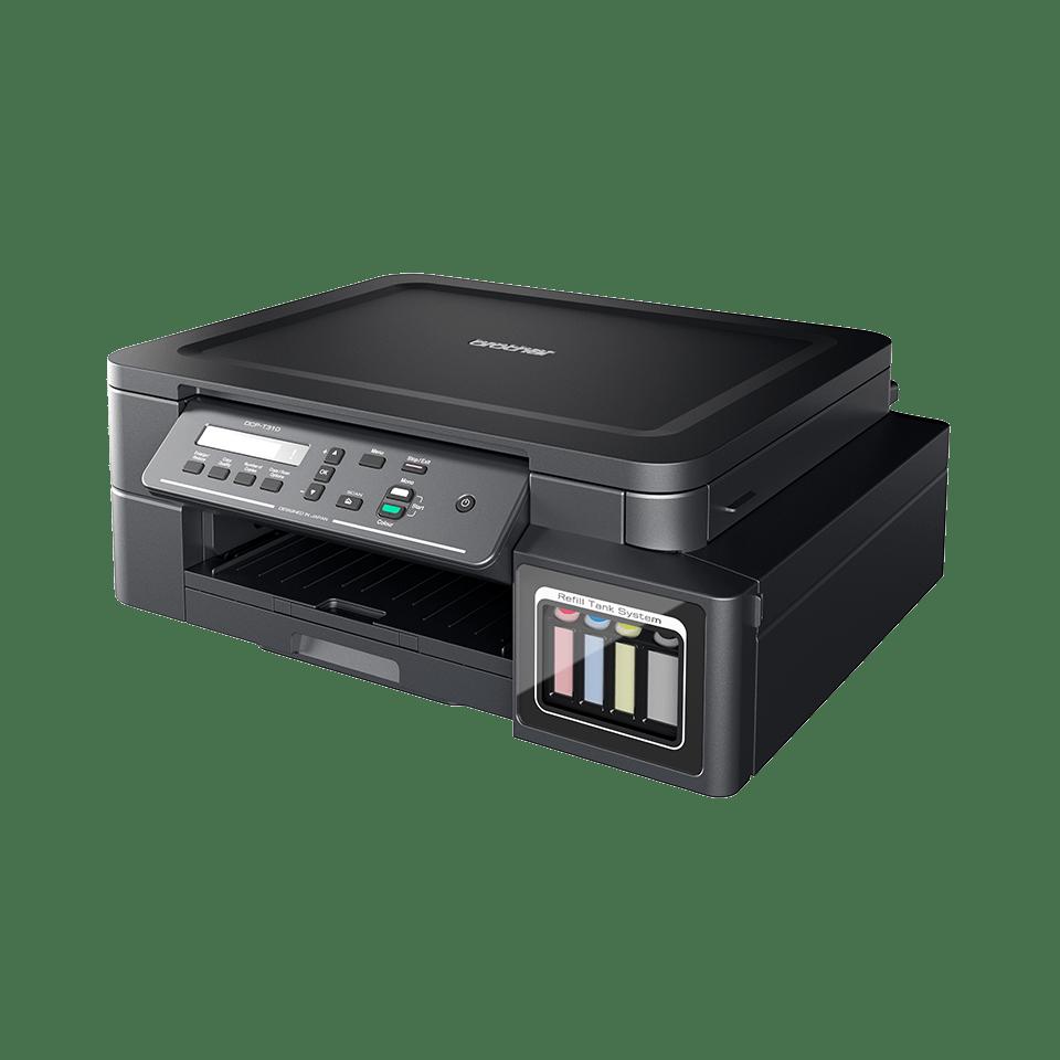 DCP-T310 InkBenefit Plus 3-v-1 barvna brizgalna večfunkcijska naprava Brother 2