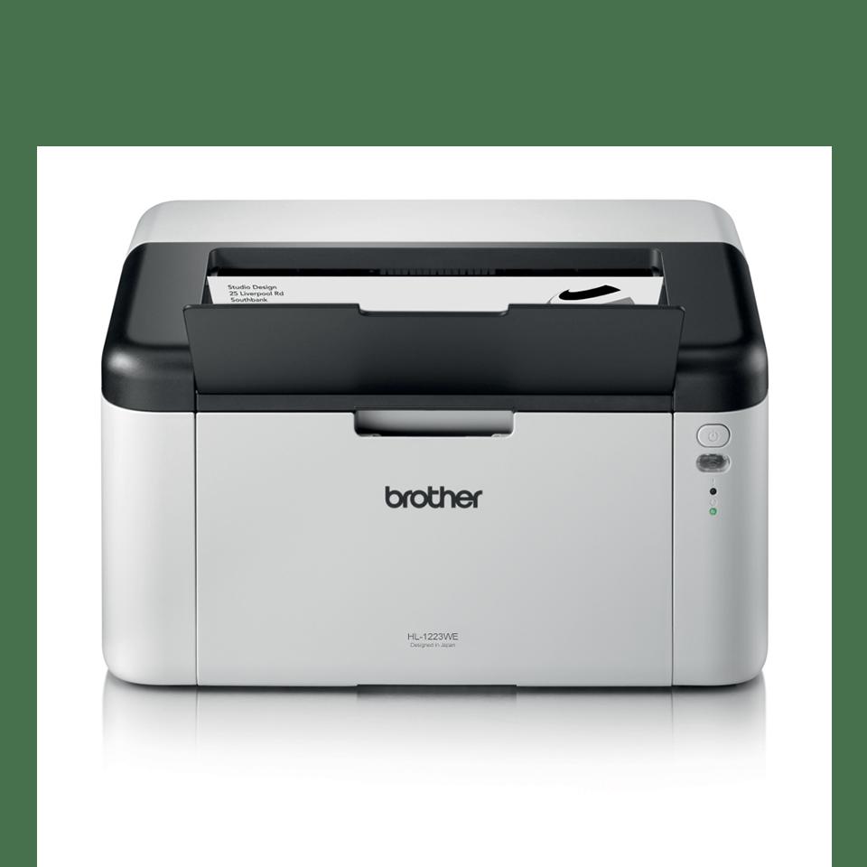 HL-1223WE brezžični črno-beli laserski tiskalnik 2