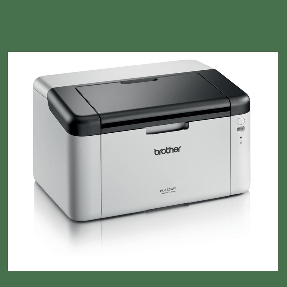 HL-1223WE brezžični črno-beli laserski tiskalnik 3
