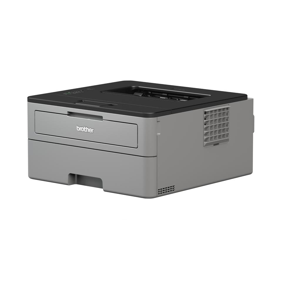 HL-L2312D kompakten črno-beli laserski tiskalnik