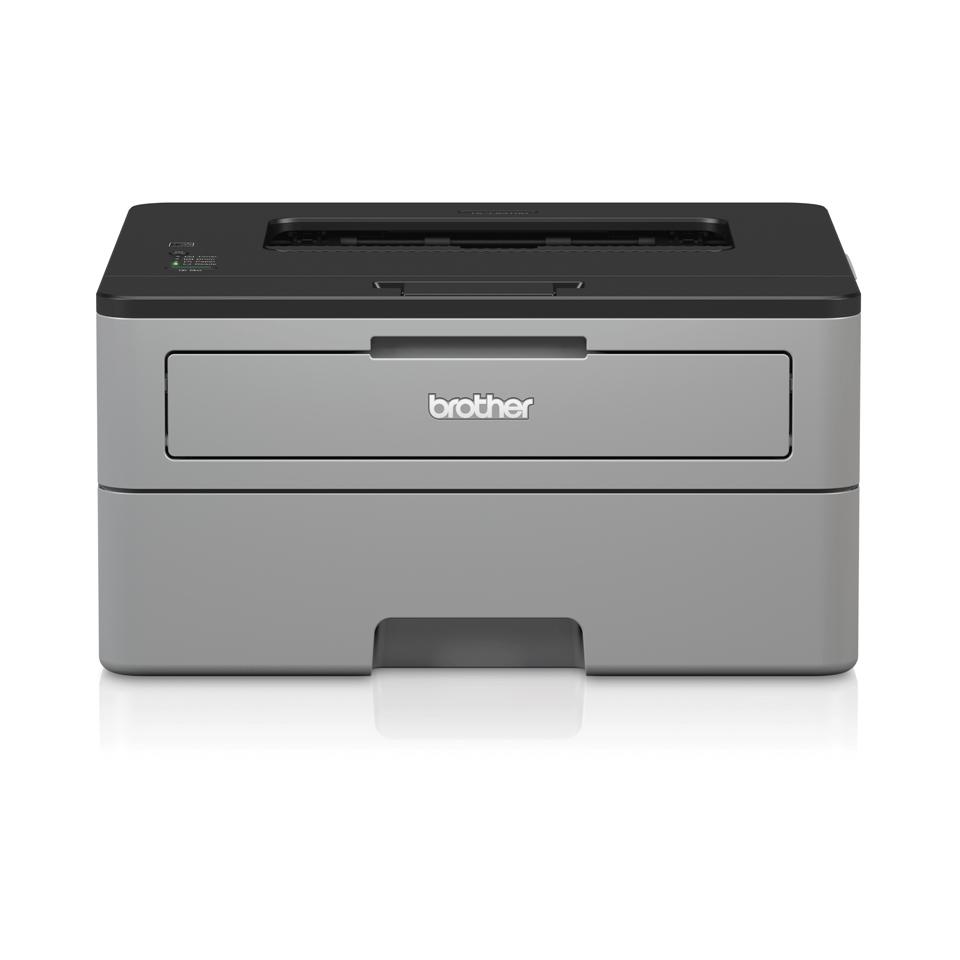 HL-L2312D kompakten črno-beli laserski tiskalnik 2