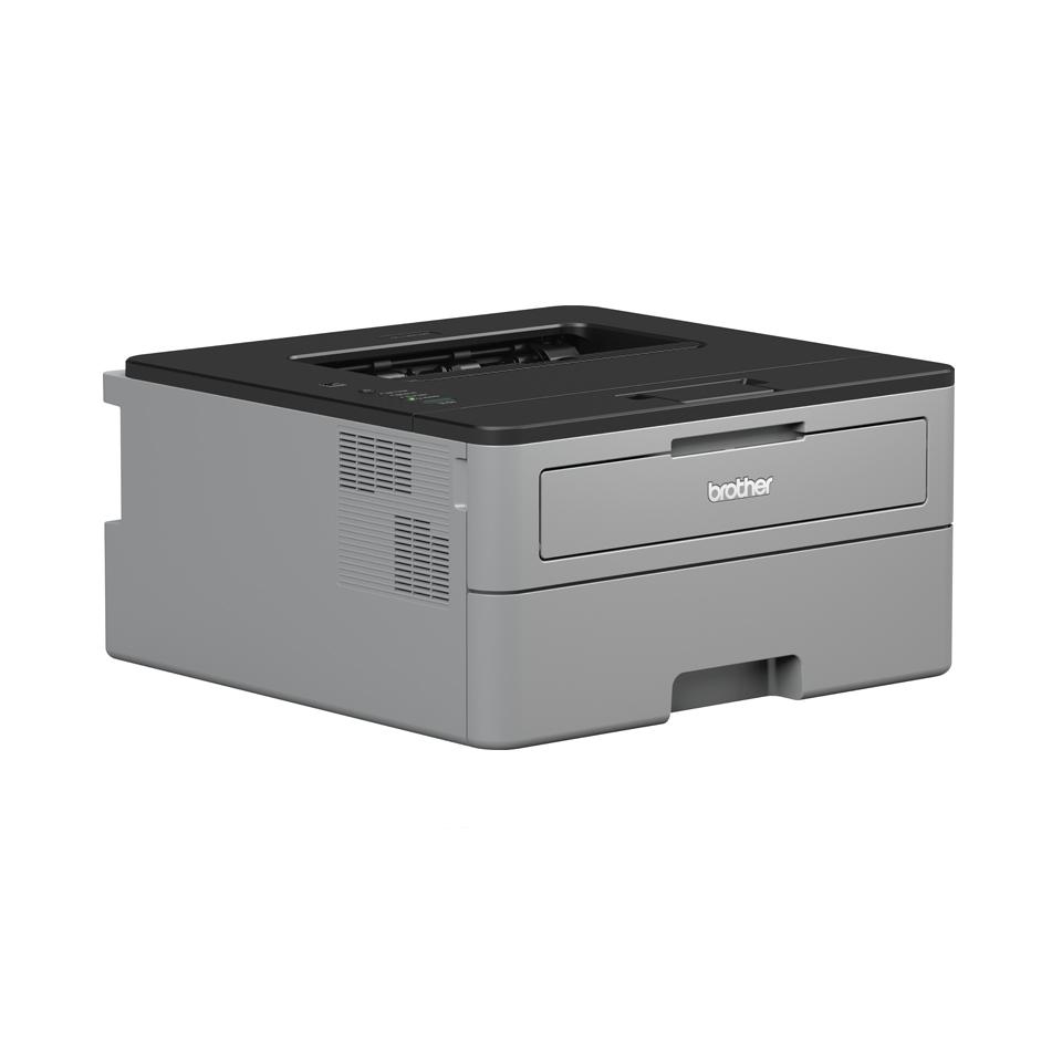 HL-L2312D kompakten črno-beli laserski tiskalnik 3