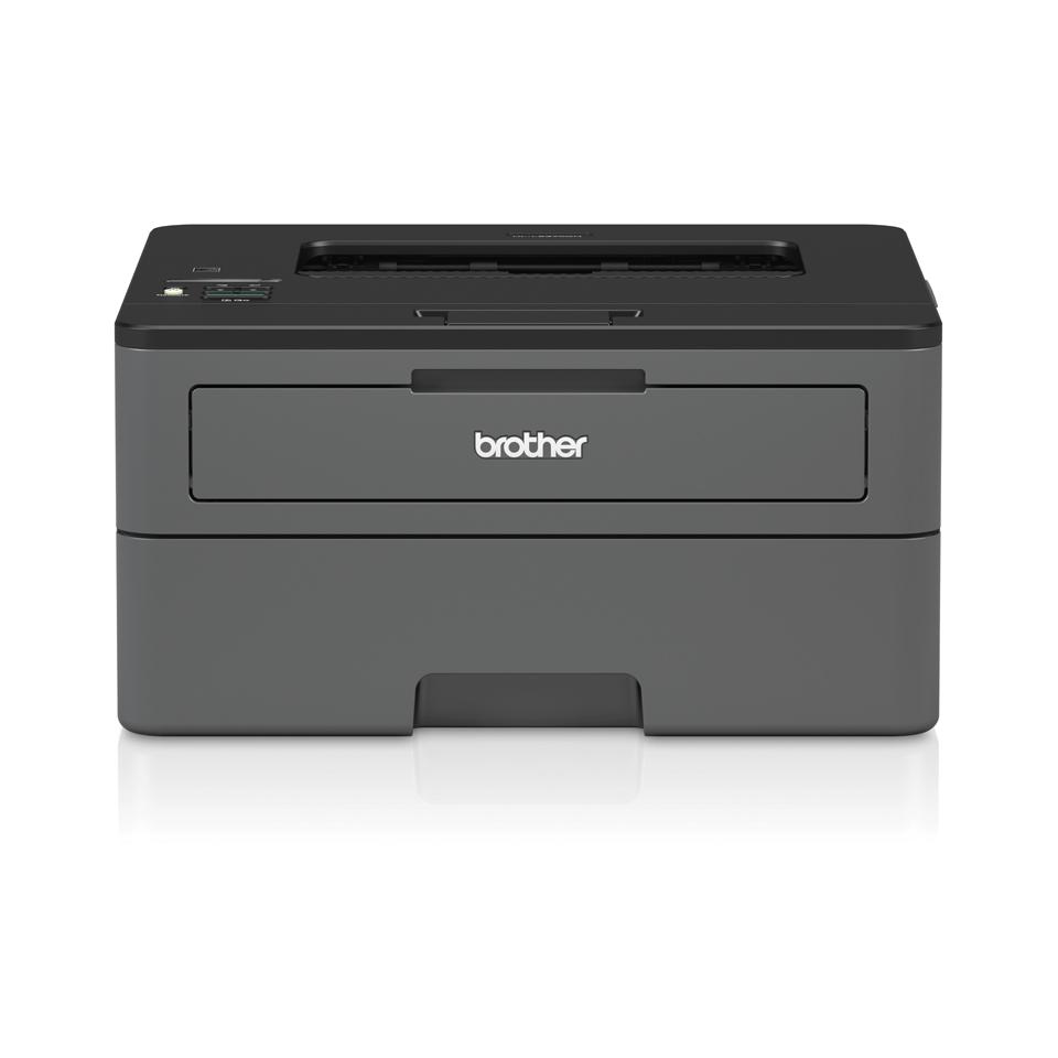 HL-L2372DN kompakten omrežni črno-beli laserski tiskalnik  2