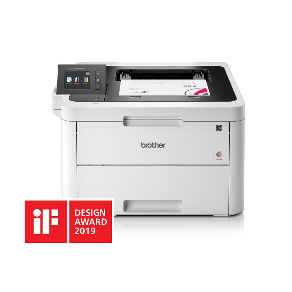 HL-L3270CDW brezžični barvni laserski tiskalnik 6