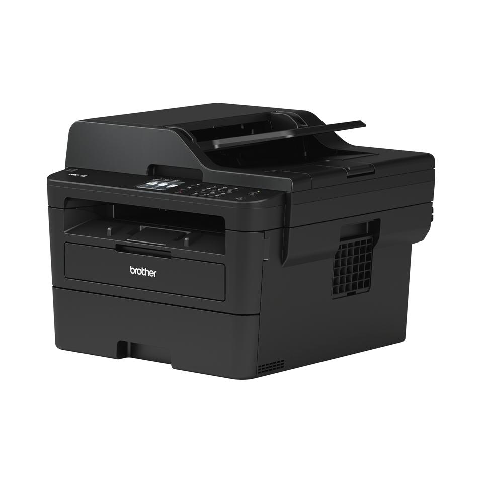 MFC-L2732DW  kompaktna brezžična črno-bela laserska večfunkcijska naprava 4-v-1