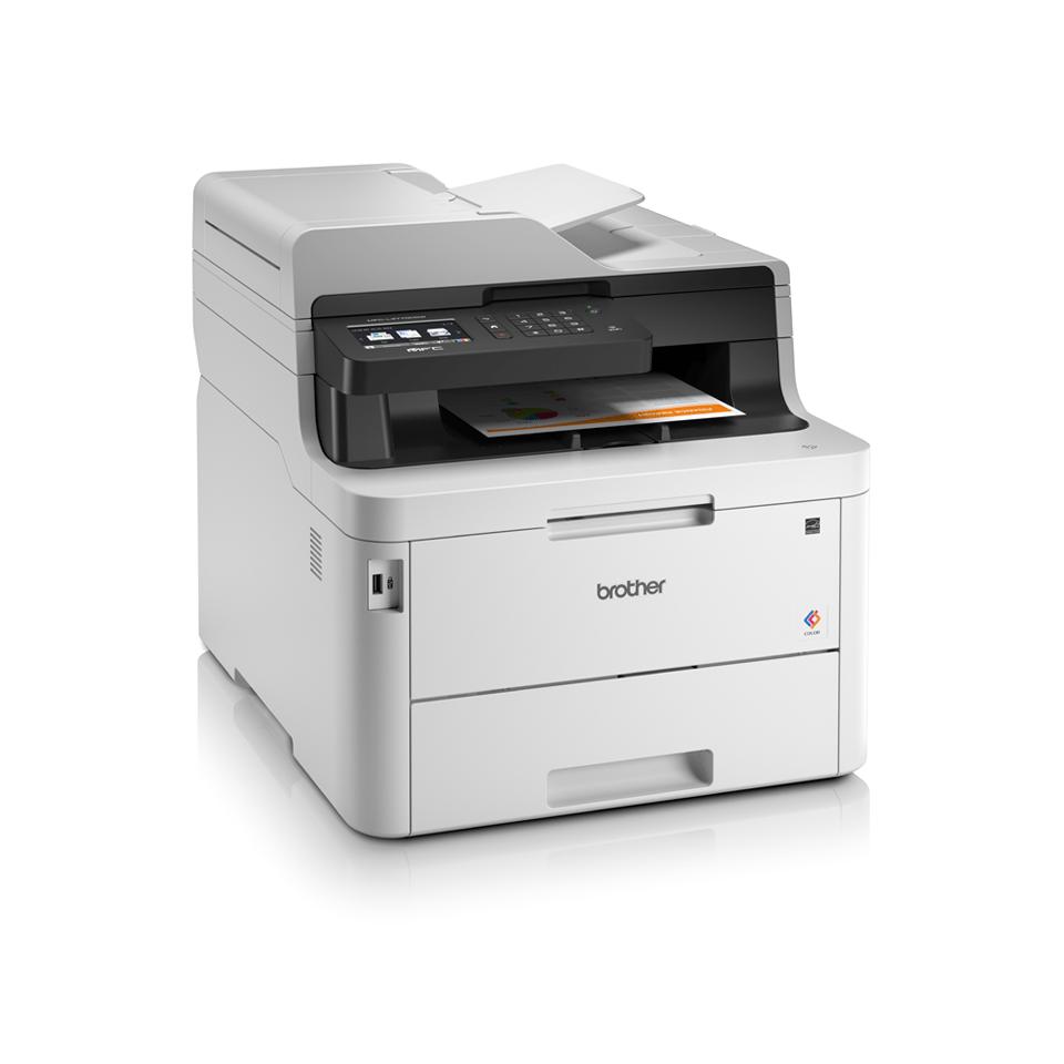 MFC-L3770CDW brezžična barvna laserska večfunkcijska naprava 4-v-1 3