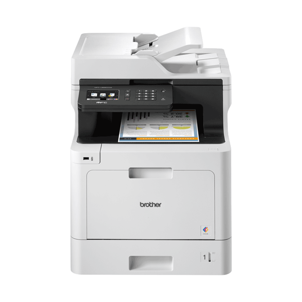 MFC-L8690CDW barvna laserska večfunkcijska naprava s faksom ter obojestranskim in brezžičnim tiskanjem 4