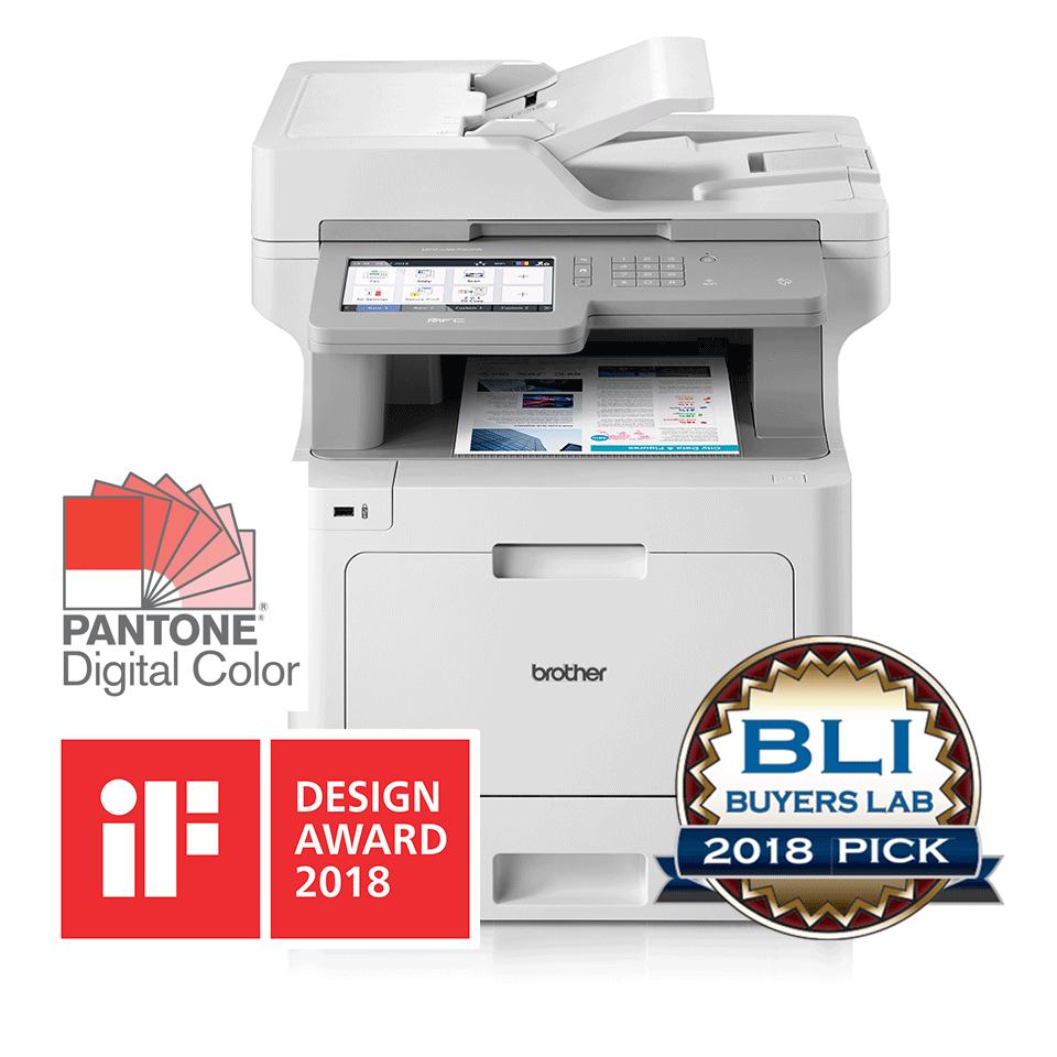 MFC-L9570CDW barvna laserska večfunkcijska naprava s faksom z obojestranskim in brezžičnim tiskanjem