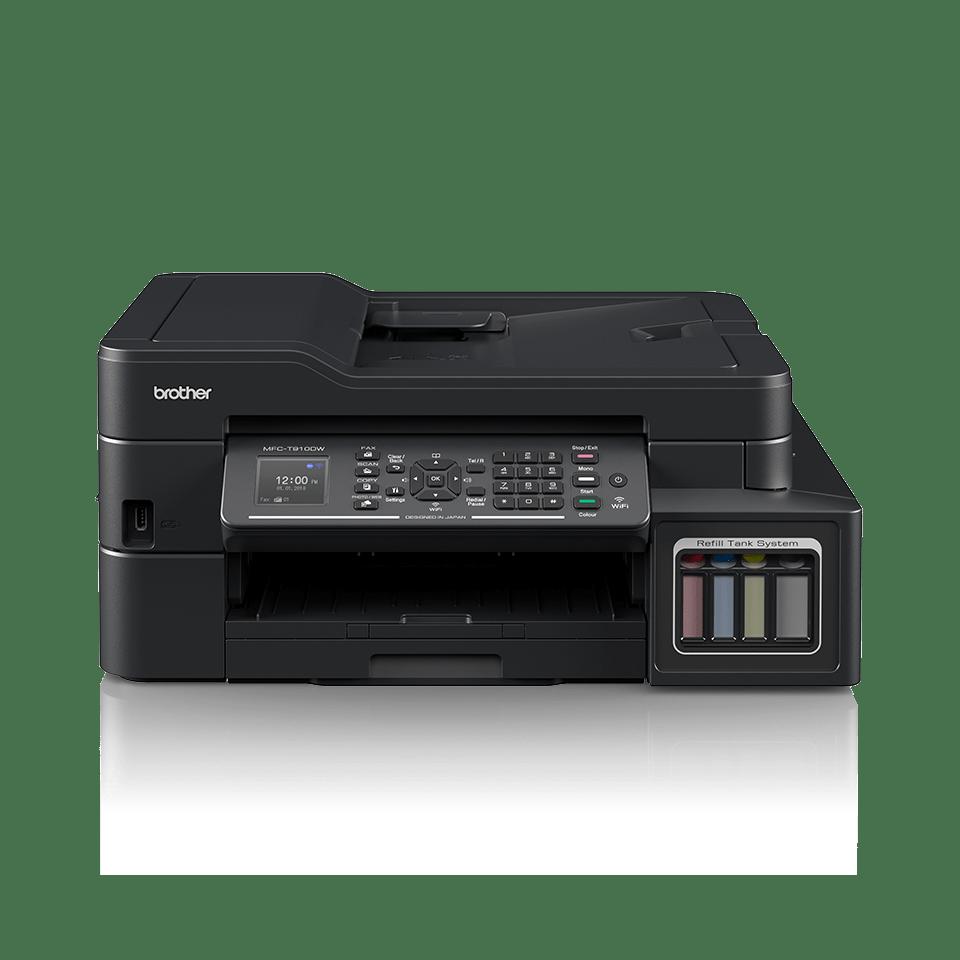 MFC-T910 InkBenefit Plus 4-v-1 barvna brizgalna večfunkcijska naprava Brother 8