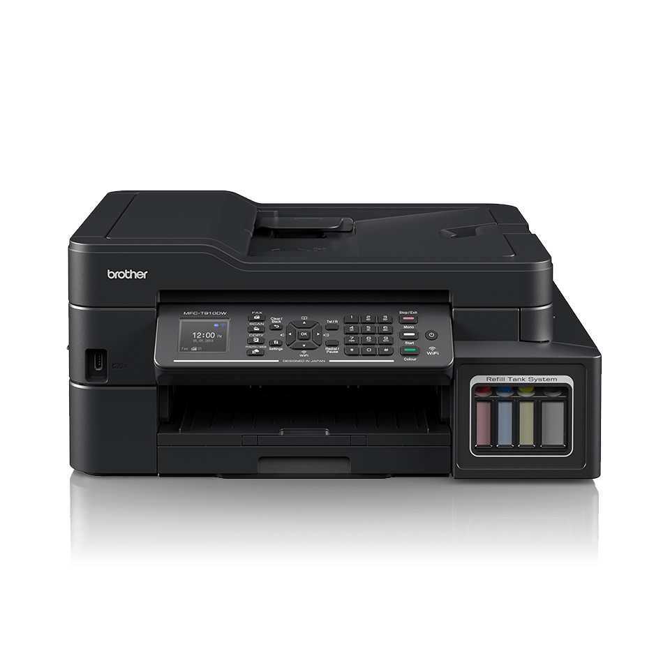 MFC-T910 InkBenefit Plus 4-v-1 barvna brizgalna večfunkcijska naprava Brother