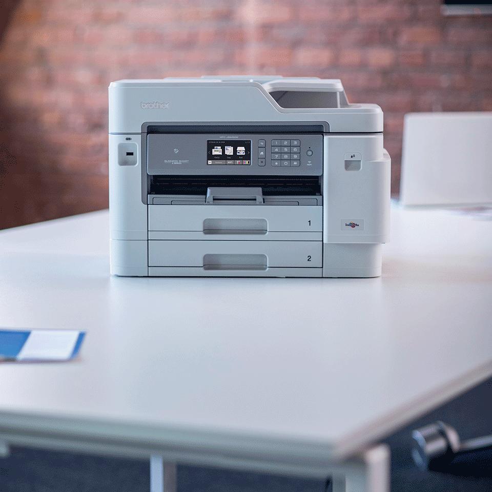 MFC-J5945DW brezžična A3 barvna brizgalna večfunkcijska naprava za tiskanje, kopiranje, skeniranje in faksiranje* 4