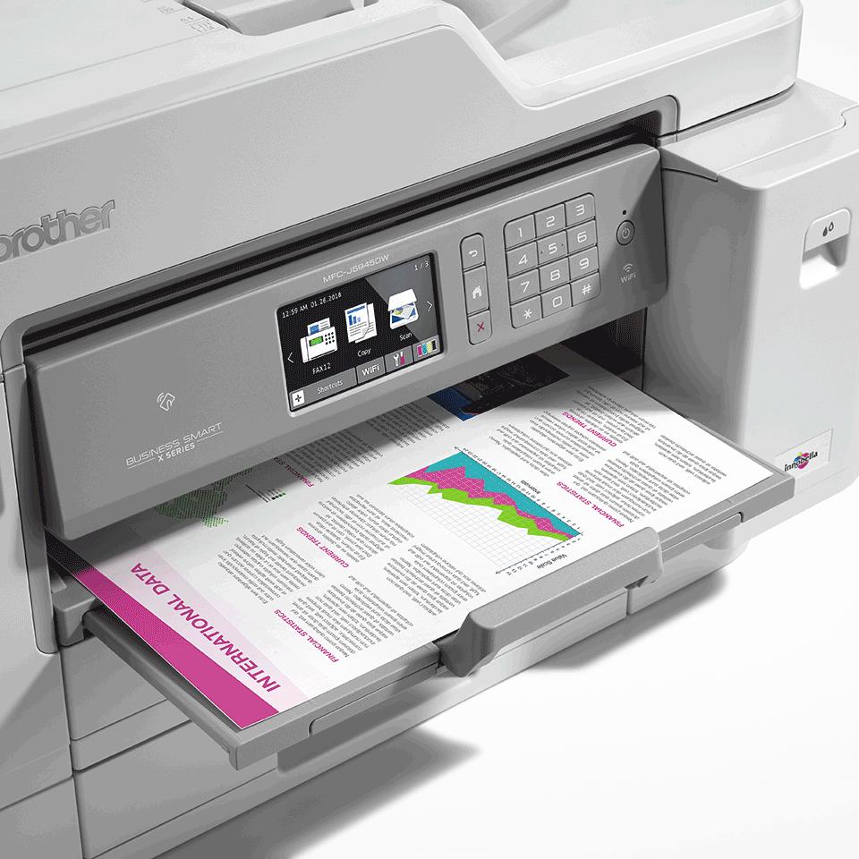 MFC-J5945DW brezžična A3 barvna brizgalna večfunkcijska naprava za tiskanje, kopiranje, skeniranje in faksiranje* 5