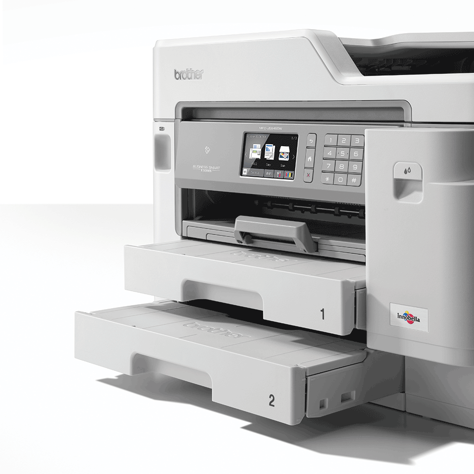 MFC-J5945DW brezžična A3 barvna brizgalna večfunkcijska naprava za tiskanje, kopiranje, skeniranje in faksiranje* 6
