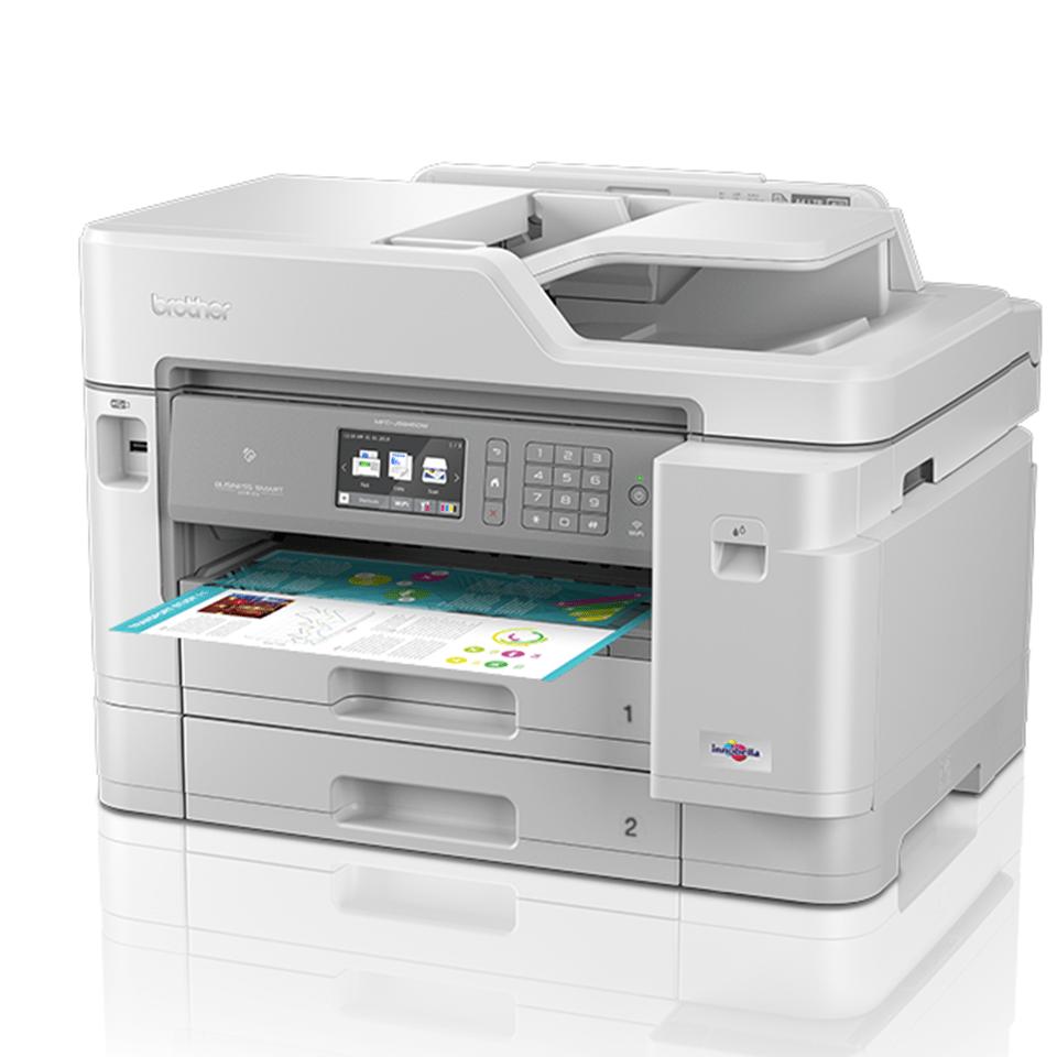 MFC-J5945DW brezžična A3 barvna brizgalna večfunkcijska naprava za tiskanje, kopiranje, skeniranje in faksiranje* 2