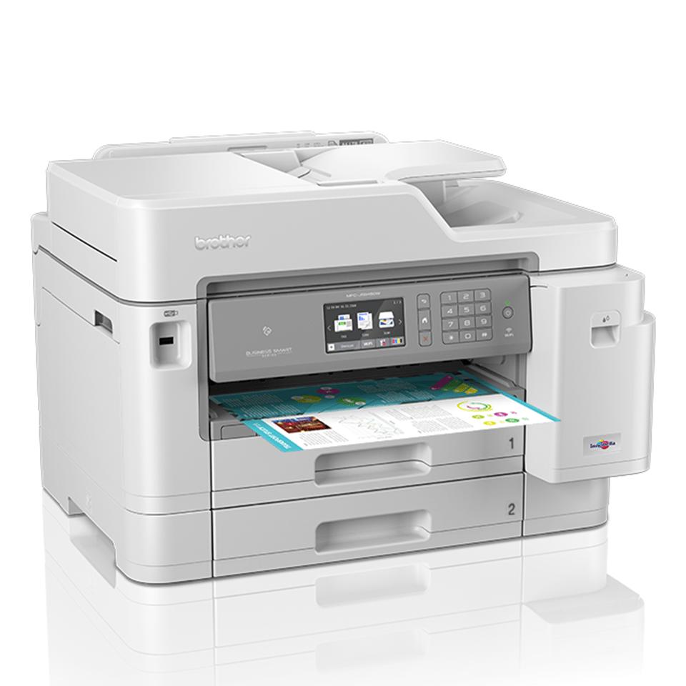 MFC-J5945DW brezžična A3 barvna brizgalna večfunkcijska naprava za tiskanje, kopiranje, skeniranje in faksiranje* 3