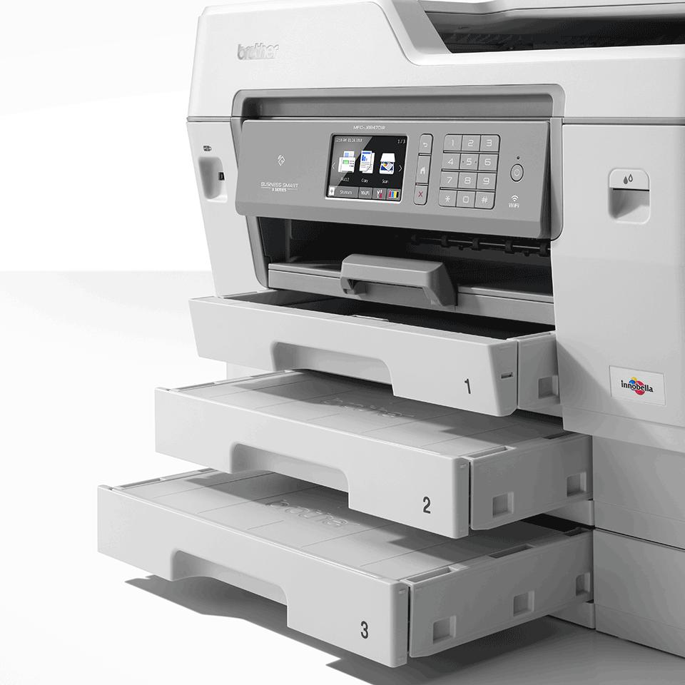 MFC-J6947DW brezžična A3 barvna brizgalna večfunkcijska naprava za tiskanje, kopiranje, skeniranje in faksiranje* 6