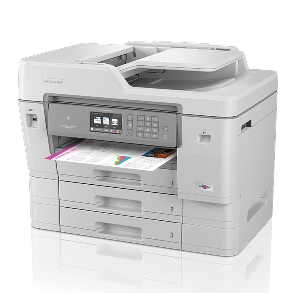 MFC-J6947DW brezžična A3 barvna brizgalna večfunkcijska naprava za tiskanje, kopiranje, skeniranje in faksiranje* 2