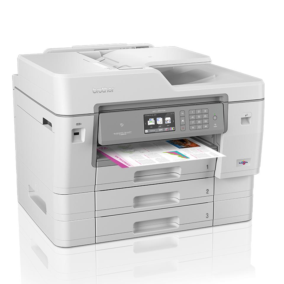 MFC-J6947DW brezžična A3 barvna brizgalna večfunkcijska naprava za tiskanje, kopiranje, skeniranje in faksiranje* 3