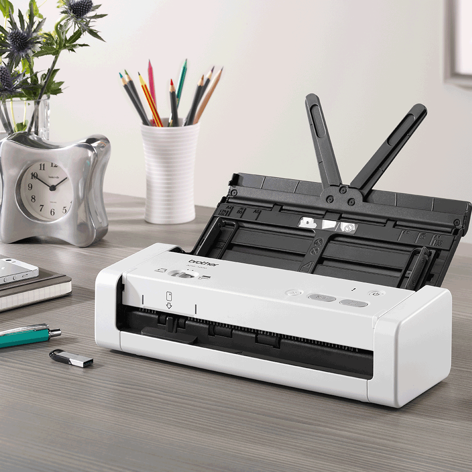 ADS-1200 kompaktni prenosni dokumentni skener 8