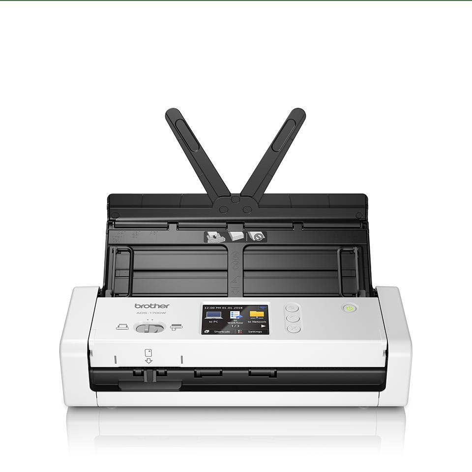 ADS-1700W pametni kompaktni dokumentni skener 5