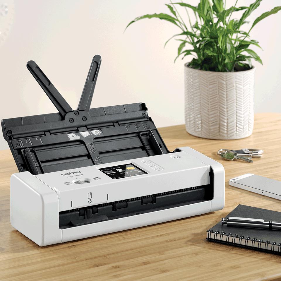 ADS-1700W pametni kompaktni dokumentni skener 6