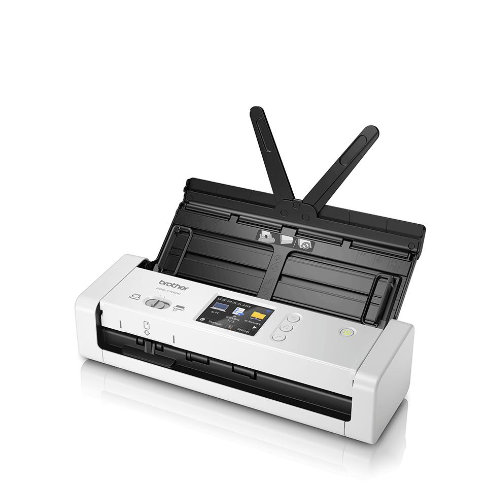 ADS-1700W pametni kompaktni dokumentni skener 2