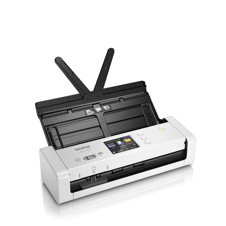 ADS-1700W pametni kompaktni dokumentni skener 3