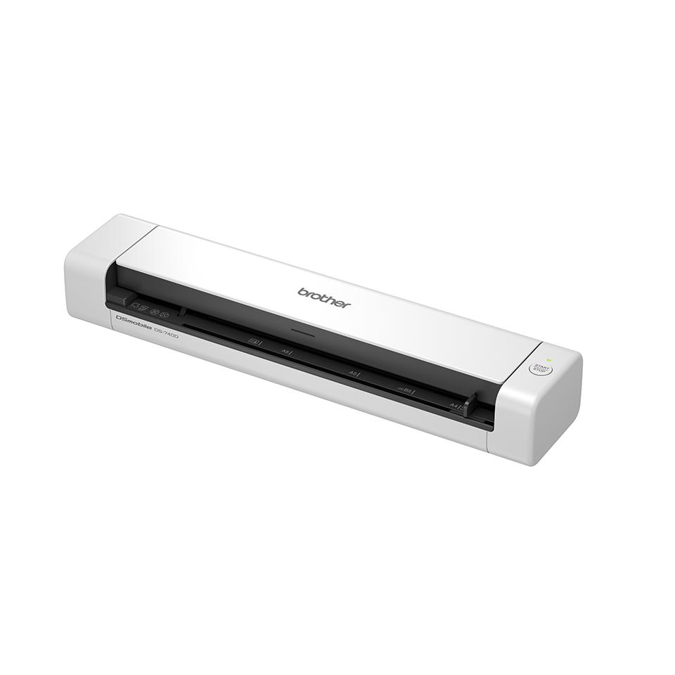 DSmobile DS-740D obojestranski mobilni dokumentni skener Brother 2