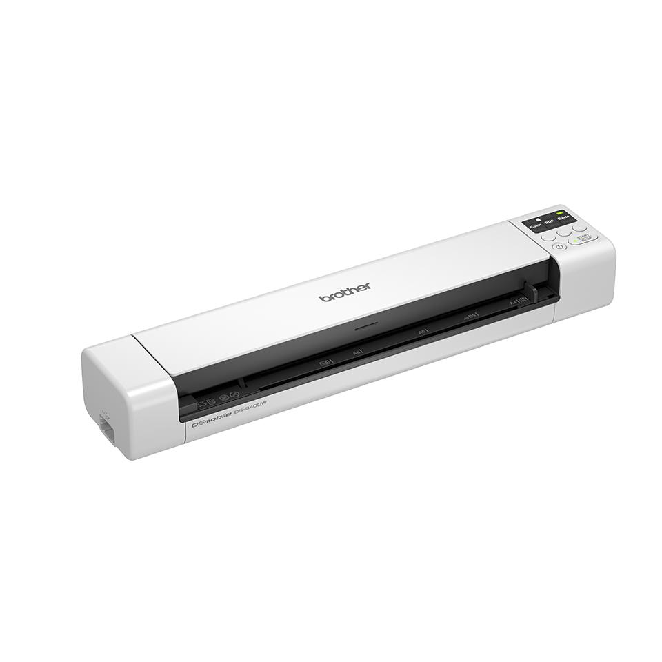 DSmobile DS-940DW brezžični obojestranski mobilni dokumentni skener Brother 3