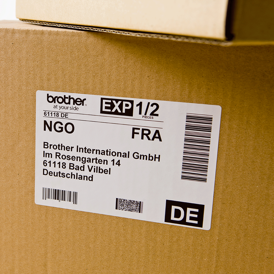 Originalna Brother DK-11241 rola za označevanje 2