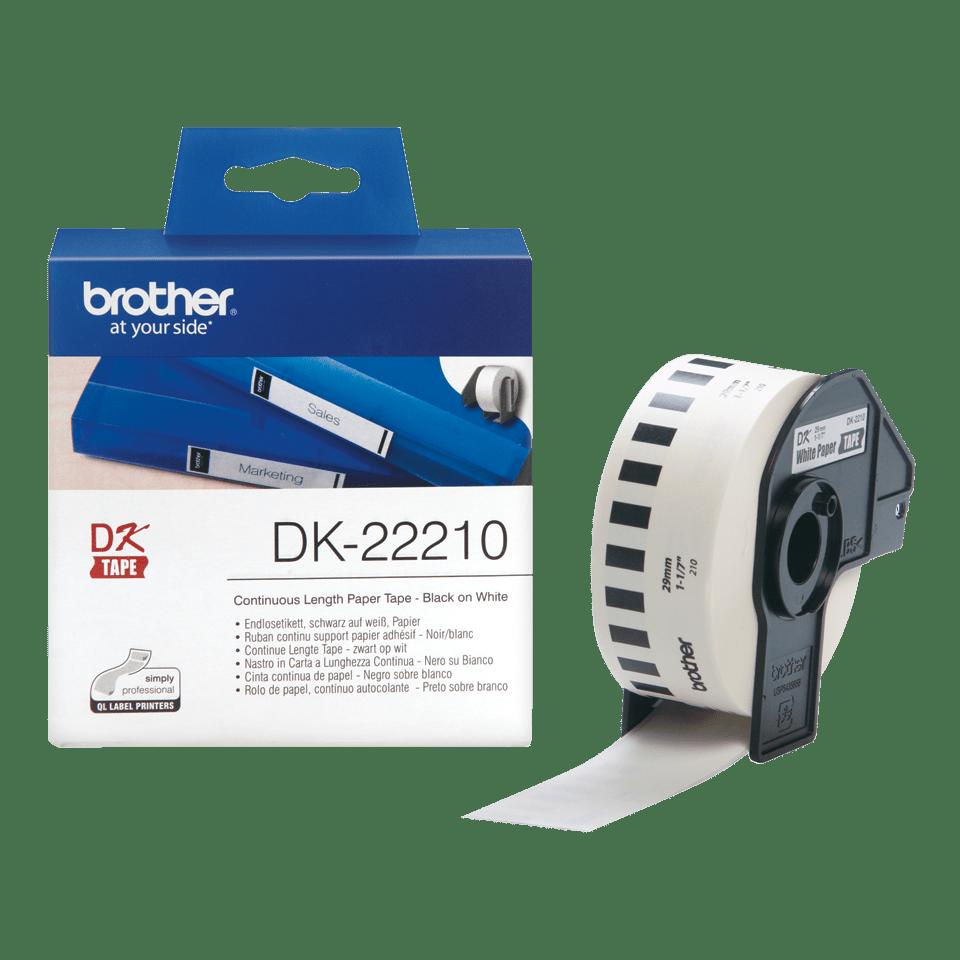 Originalen Brother DK-22210 trak za označevanje 3