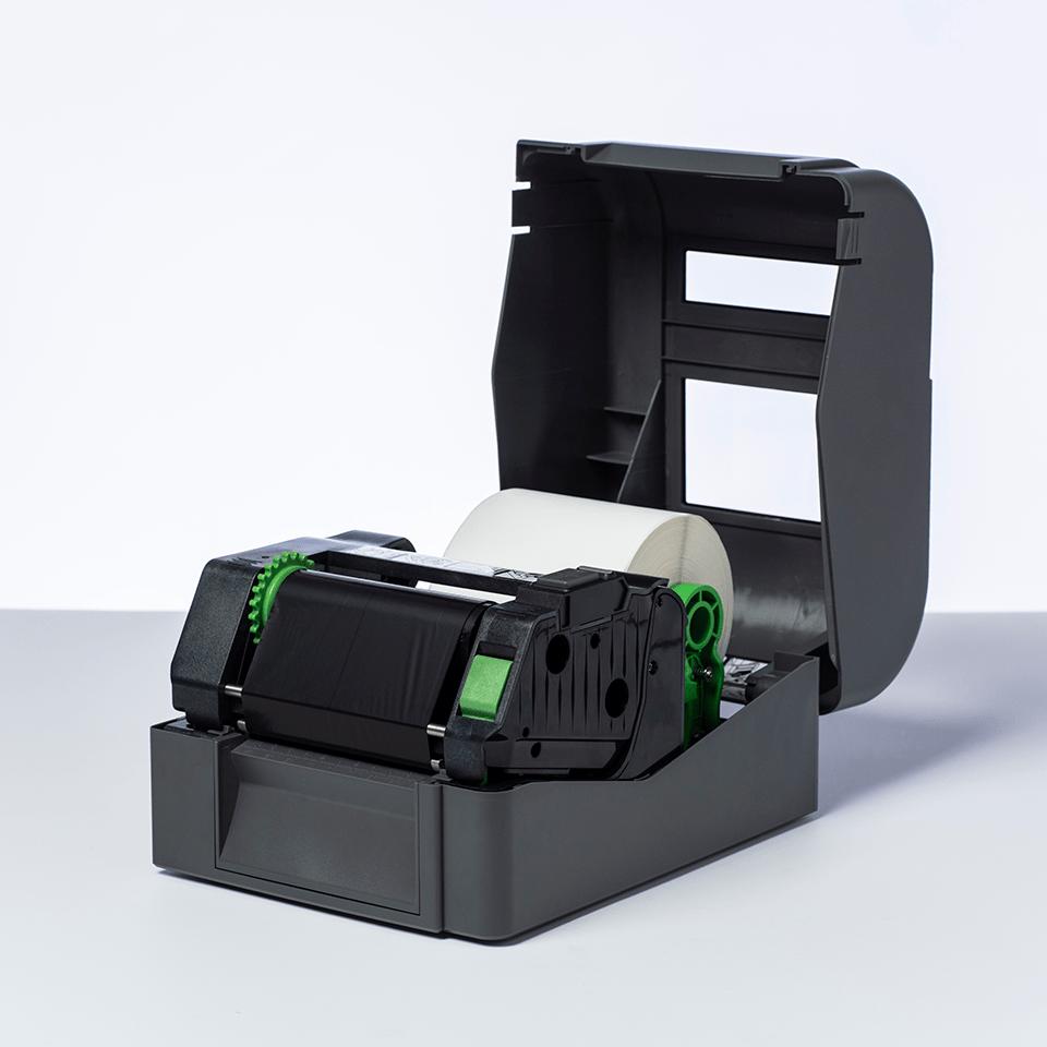 BRS-1D300-110 standardni smolnati črnilni trak/ribon za toplotni prenos 2